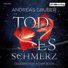 Todesschmerz Von Andreas Gruber  2021 MP3 Hörbuch
