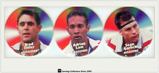 1997 Dynamic Rugby League Turn it up Pogs Team Sets-SYDNEY CITY ROOSTERS(3)