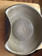S. Thompson Pottery Plate