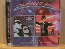 GAMMA RAY Heading For Tomorrow/Sigh No More 2CD PROMO 2010 Cooking Vinyl