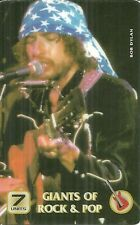 RARE / CARTE TELEPHONIQUE PREPAYEE - BOB DYLAN / PHONECARD
