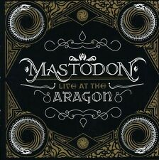 MASTODON - Live At The Aragon  [Ltd.CD+DVD]