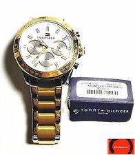 Tommy Hilfiger Men's 1791226 Hudson Analog Display Japanese Quartz TwoTone Watch