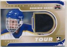 DOMINIK HASEK 2011-12 ITG Between the Pipes BTP Cross Canada Tour JERSEY 1/1 **