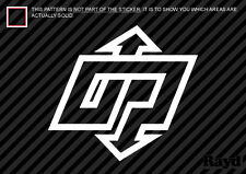 "(2x) Panerai Sticker Decal Die Cut (2"" wide)"