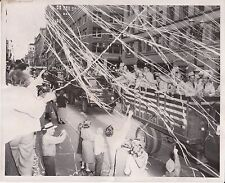 July 4th, 1952 - Welcome Parade for US Troops returning from Korea - News Photo