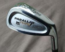 Lynx Parallax Tour Carbon Steel 8 Iron Stiff Shaft