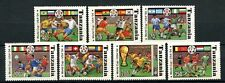 Tanzania 1994 SG#1892-8 World Cup Football MNH Set #A42581