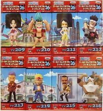 ONE PIECE WCF World Collectable Figure vol.26 Complete set