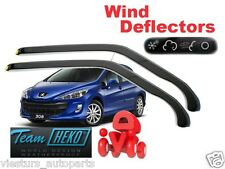 PEUGEOT 308  2007 - 2013  Wind deflectors  2.pc  HEKO  26139