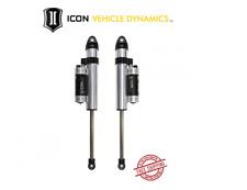 "ICON HD Rear Piggyback CDCV Shocks For 2001-2020 GM 2500 HD 3500 0-1"" Lift"