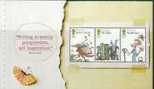 z3533) Great Britain. 2012. MNH.  SG ms 3255a  Roal Dahl Pane from DY3