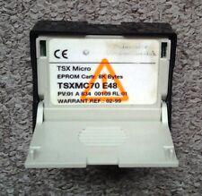 Cartouche 8K pour automate TSX17 TSXMC70E48