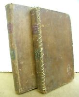 The Citizen of the World or Letters from a Chinese Philosopher Two Volumes 1775
