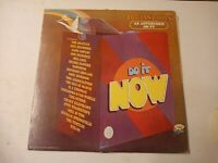 Do It Now: 20 Giant Hits - Various Artists - Vinyl LP 1970
