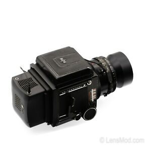 Adapter for Mamiya 645AFD Digital Back and RB67 Body (Portrait Mode)