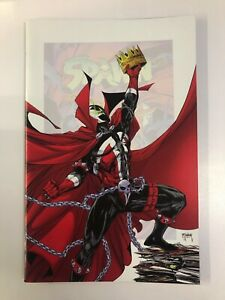Spawn 301 1:25 virgin incentive variant NM+ CONDITION Todd McFarlane cover