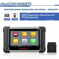 Autel OBD2 MK808TS Auto Car TPMS Code Reader Key Program Diagnostic Scanner Tool