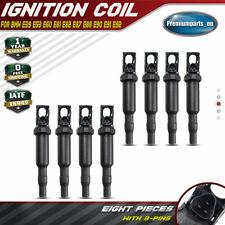 8x Ignition Coils for BMW E81 E90 F20 F21 114i 125i 320i X1 X3 X5 X6 12137594937
