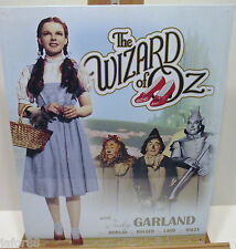 """Wizard Of Oz """"Dorothy And Toto"""", Metal Sign, Apo & Fpo Welcome."""
