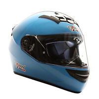 LS2 Helm Integralhelm FF352 - blau - Motorrad Helm Motorradhelm - Speed/LS2 Logo