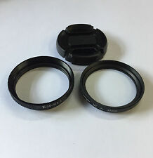 Adapter Ring + UV + cap Leica E39 Filter to Summicron-C 40/2 -39mm (S5.5) f/2.0