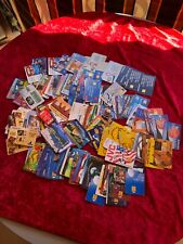 Gros lot de 206 cartes téléphoniques collections télécartes téléphones