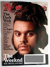 ROLLING STONE Magazine November Nov 5 2015 1247 The Weeknd Sex Drugs And R&B NEW