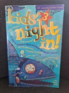 Kid' Night In! #3 A Sea of Stories & Oceans of other Stuff 504 pages.
