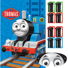 Thomas and Friends Party Game Party Supplies For 2 To 8 Players
