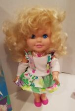 1991 Galoob Suzy Snapshot Doll in Original Box -  Camera Works and Doll Moves!