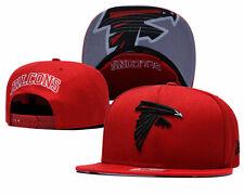 Atlanta Falcons NFL Football Embroidered Hat Snapback Adjustable Cap