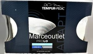 Tempur Pedic TEMPUR Adapt ProLo + Cooling Pillow Extra Soft QUEEN Set of TWO