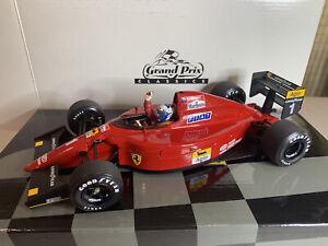 1:18 Exoto Alain Prost 1990 Ferrari 641/2 GPC97104