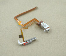 Headphone Audio Jack Flex Ribbon Hold Switch for iPod 5th Gen Video 80GB White