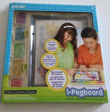 Perler Beads Eksuccess i-Pegboard for iPad Create Fun Fused Bead Projects DIY