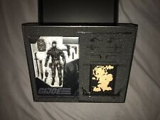 Brand New GI Joe Classified Snake Eyes Deluxe