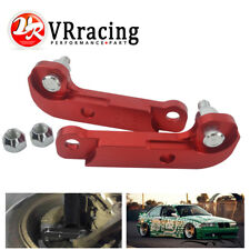 Adapter increasing turn angles about 25% -30% drift lock kit For BMW E46 M3 Red