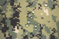 "AOR2 NYLON POPLIN CAMOUFLAGE FABRIC MILITARY 60""W CAMO DWR  BY THE YARD"