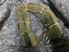 Viet Nam Era Chinese Rifle Slings Lot of 10 Slings New Old Stock