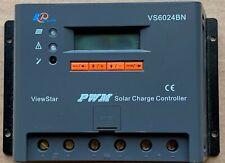 EPsolar  Solar  regulator, 60A, 12/24V  Viewstar VS6024BN