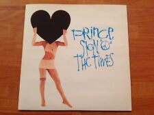 PRINCE - 1987 Vinyl 45rpm 7-Single - SIGN OF THE TIMES