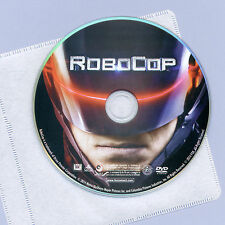 RoboCop 2014 PG-13 action movie, DVD disc&sleeve G Oldman, M Keaton, S L Jackson