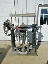 Graco King Pump Amp Air Motor 651 2 Post 55 Gallon Drum Un Loader 236 462