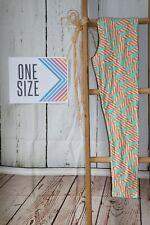 New listing Lularoe Americana One Size Leggings Nwt American Flags
