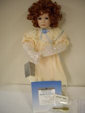 "The Ashton-Drake Galleries, ""Let the Little Children Come to Me.""Doll"