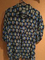 Campia Hawaiian Shirt - XL - Pre-Owned