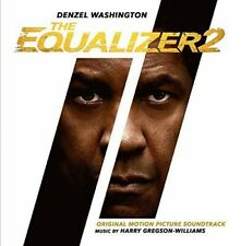 The Equalizer 2 (Original Motion Picture Soundtrack) [New CD]