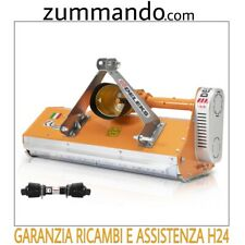 Trincia a mazze per trattore - 140cm di taglio serie leggera mod. LINCE-140