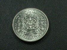 GREAT  BRITAIN    2 shillings    1966    BRILLIANT  UNCIRCULATED